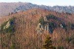 Скалолазание: разведка новых скал в верховьях реки Колка