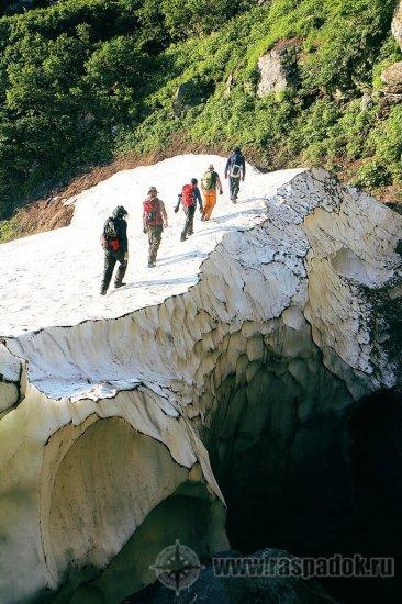 Восхождение на вулкан Руруй