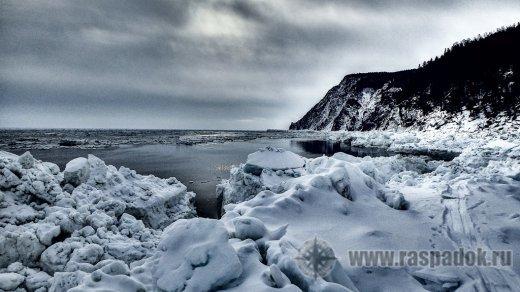 26 дней по льдам Хабаровского края
